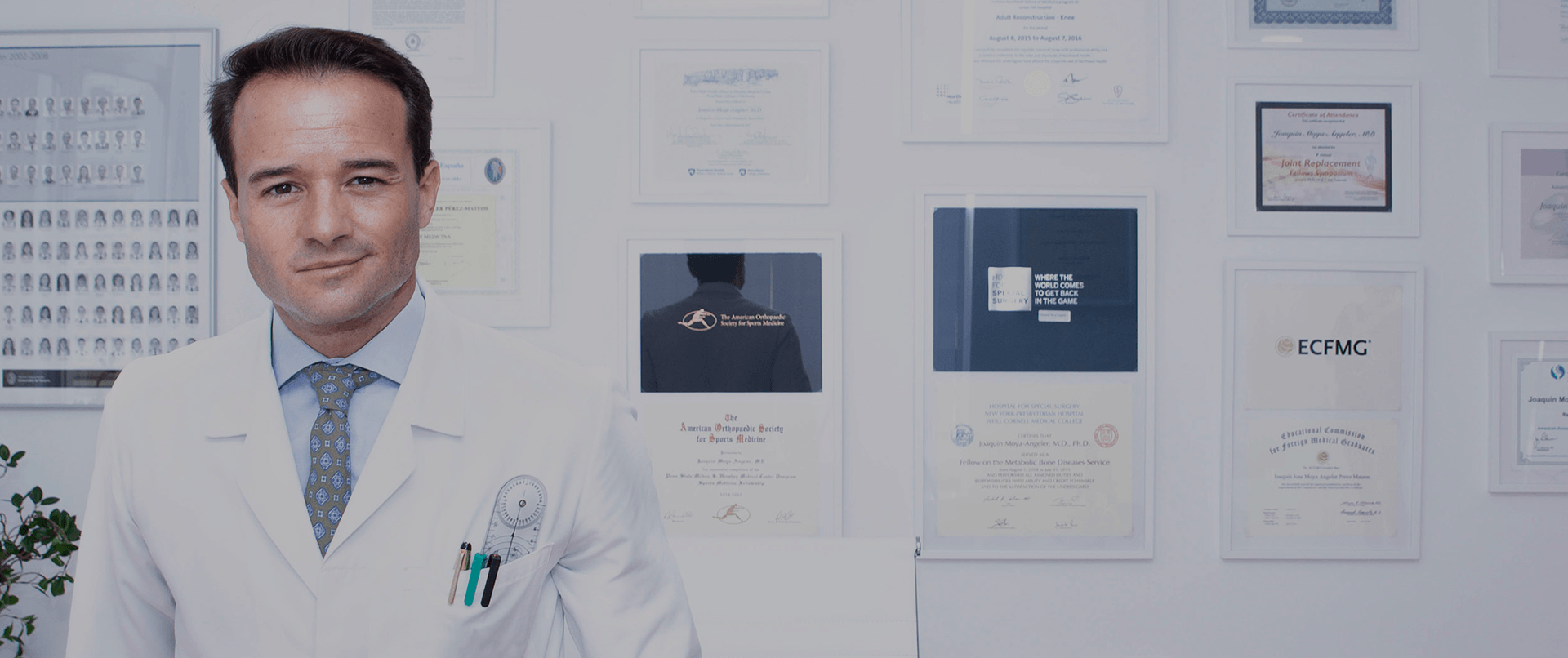 Joaquin Moya Angeler | Orthopedic Surgery and Sports Medicine